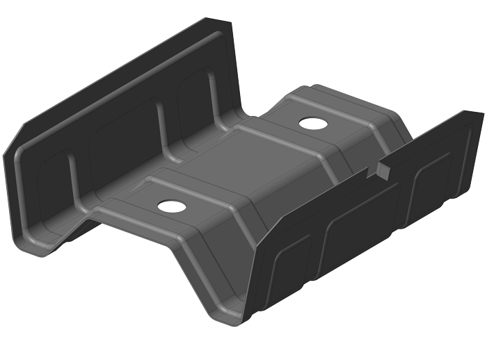 LV-2 KB-A Längsverbinder