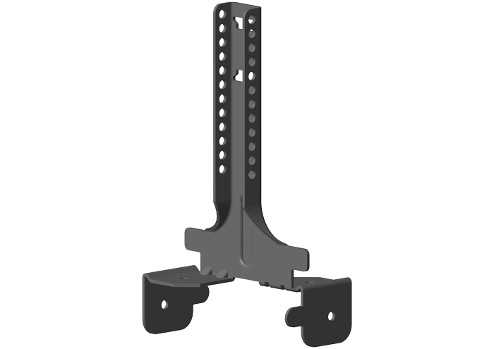 NU-40 KB-A Noniusabhänger für CD 60/27