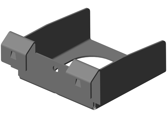 QV-GK KB-A Sicherheitsquerverbinder
