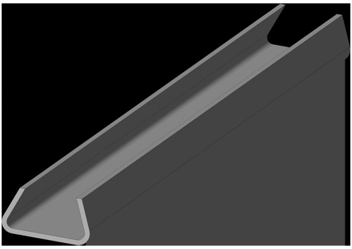 LV-4/DCC-6 Längsverbinder