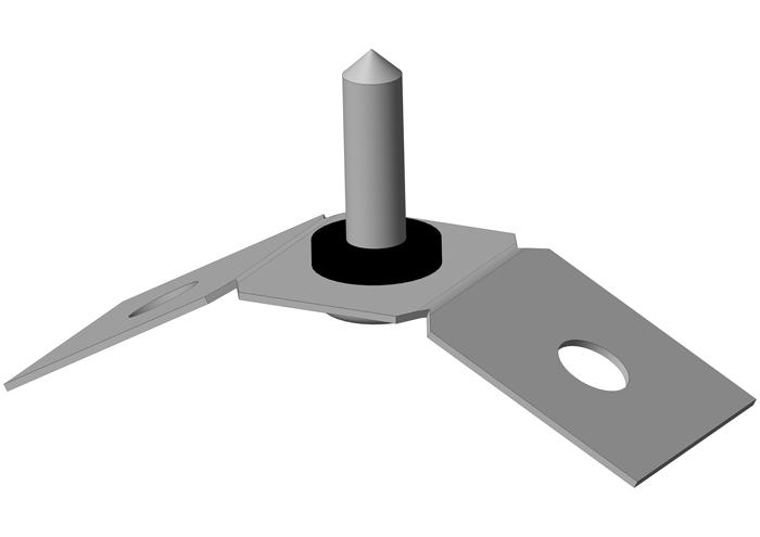 TA-1 Trapezblech-Abhänger