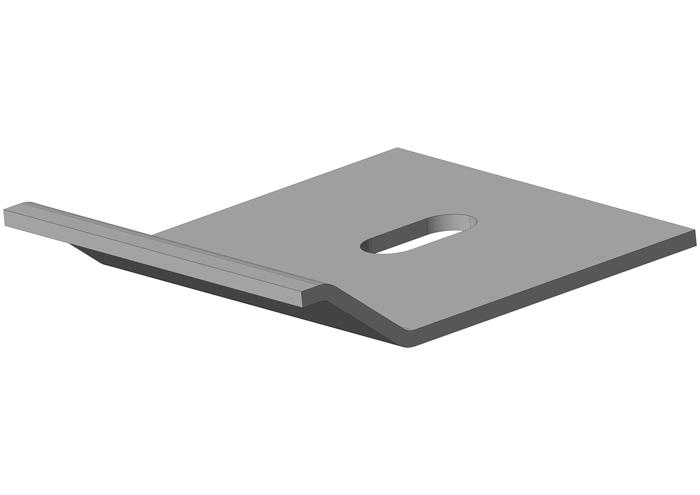 KB-1 Klemmblech