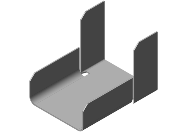WV-1 Winkelverbinder 90°