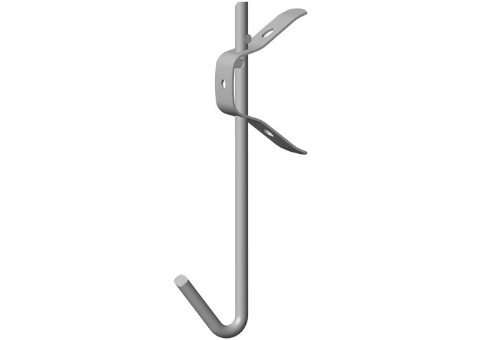 Haken-Unterteil