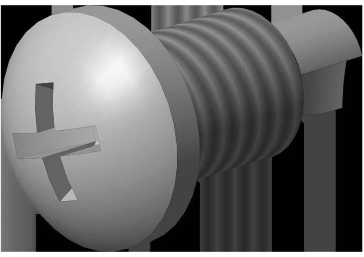 PIAS-Schraube 4,8 x 16mm
